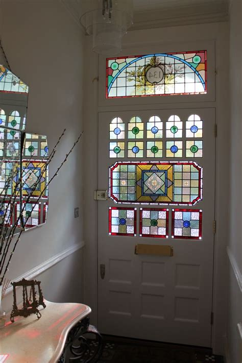 picture of stained glass decor ideas for indoor and