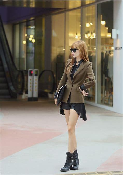 moda coreana 30 modelos de blazers para mujeres mundo moda coreana 35 modelos de blazers para chicas parte 2