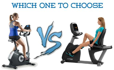 reclining exercise bike vs upright recumbent bike vs upright stationary bike what you need