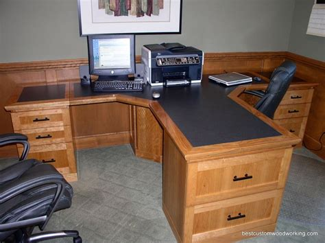 Home Office Desks For Two Best 25 Two Person Desk Ideas On 2 Person Desk Gaming Desk Chair And Home