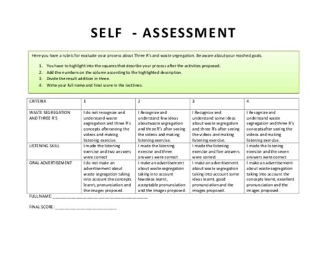 student self assessment student self assessment pictures to pin on