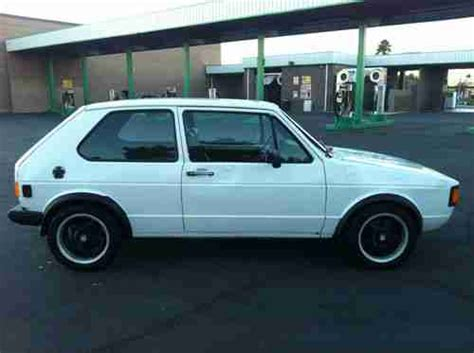 1984 volkswagen rabbit parts purchase used 1984 vw rabbit gti turbocharged in las