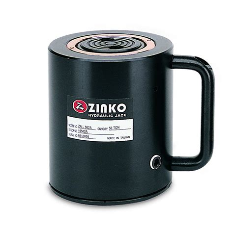 Zr Kucing Best Product Aluminum Single Acting Cylinders Zr 502a Zinko