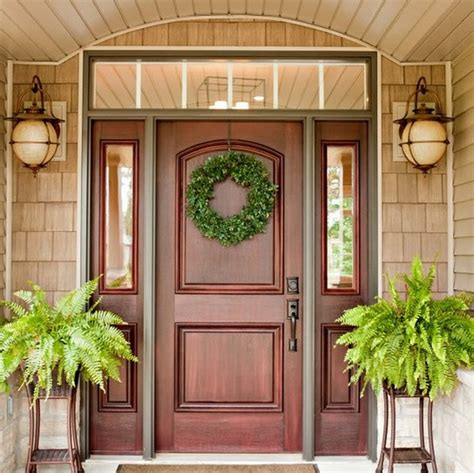 interior doors with sidelights wood exterior front doors with sidelights design