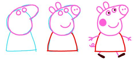 dibujar flores faciles paso paso inittowinitorg como dibujar peppa pig pintar y colorear