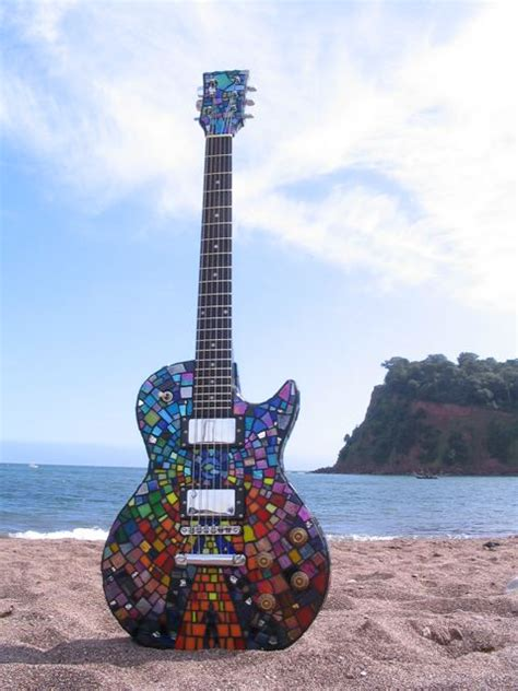 resistor guitar muse s resistance mosaic guitar is sold guitar wink