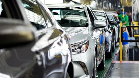 toyota factory georgetown ky toyota big 1 3b investment in kentucky plant