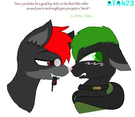 how to a with shock collar shock collar by ashestoashes423 on deviantart