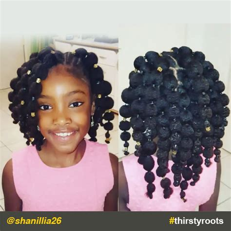 how to do puff hairstyles hair puff balls hairstyle for little black girls hair