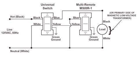 Leviton Illuminated Switch Wiring Diagram