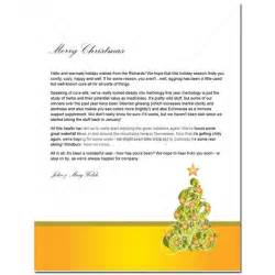Holiday Letter Template Free Christmas Letters Templates Quotes Lol Rofl Com