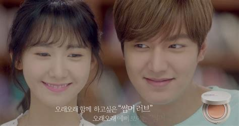 film lee min ho summer love lee min ho and yoona continue their love story in web