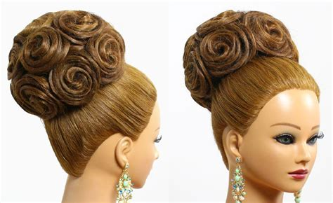 of the hairstyles images hairstyle for long hair tutorial bridal updo with