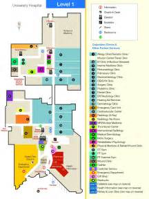 maps clinic of utah hospital salt lake city utah u of u health