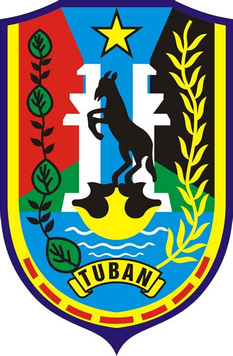 logo kabupaten tuban kumpulan logo indonesia