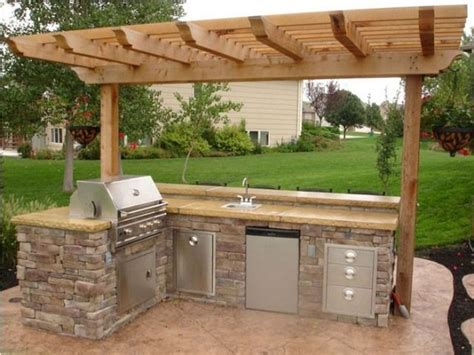 Wonderfull Recycled Ls Ideas 10 Wonderful Outdoor Kitchen Ideas Recycled Things