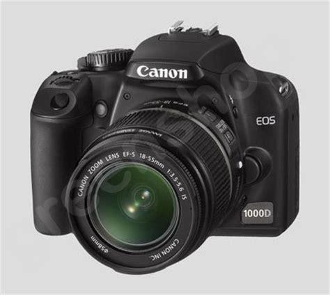 Kamera Canon 1000d Seken kamera slr murah