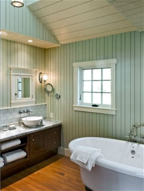 painting wood paneling