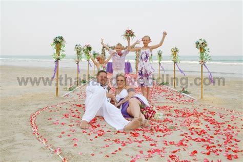 wedding organizer hua hin hua hin wedding ceremony package sofia mikael