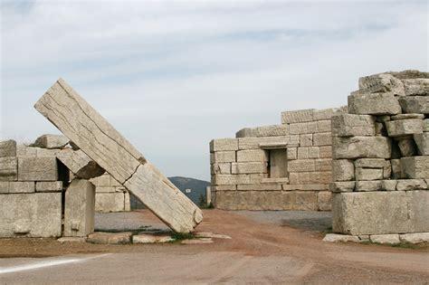 arquitectura militar en la antigua arquitectura militar en la antigua grecia