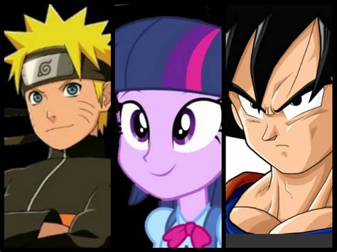 naruto twilight crossover newhairstylesformen2014 com mlp vs naruto vs dbz twilight vs naruto vs goku by