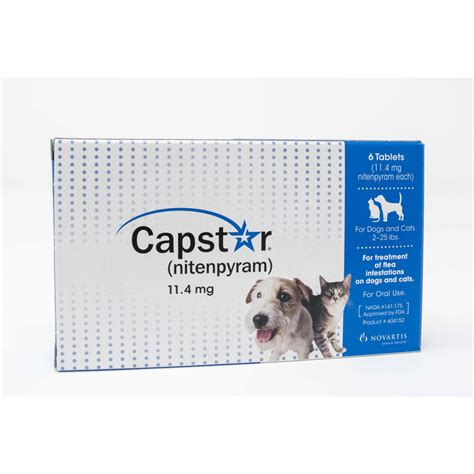 capstar for puppies capstar for dogs and cats