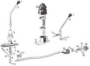 Porsche 914 Shift Linkage Porsche 911 Shift Lever