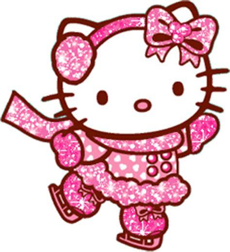 imagenes de hello kitty con brillo y movimiento anima si hello kitty