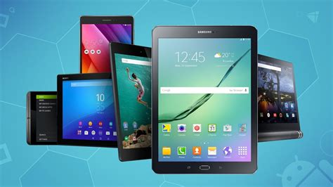 10 best android tablets in 2016 twentynext - Android Tablets Best Buy