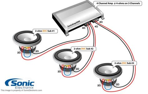 car subwoofer wiring learning center sonic