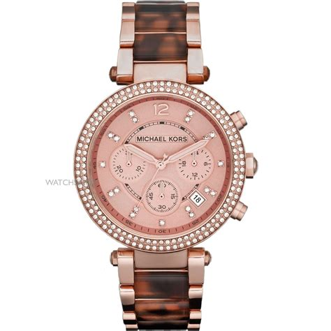 Ladies' Michael Kors Parker Chronograph Watch (MK5538)   WATCH SHOP.com?