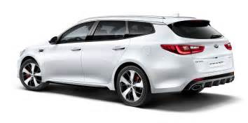 Kia Otima 2017 Kia Optima Sportswagon Unveiled Photos 1 Of 10