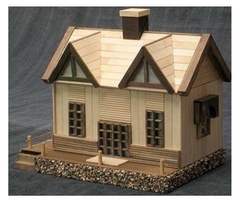 membuat rumah dari setik es krim ide miniatur rumah dari stik es krim yang gang archizone