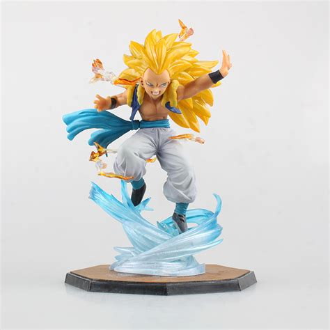 Figure Fzo Ssj3 Gotenks aliexpress buy anime z 16cm saiyan 3 gotenks figuarts zero pvc