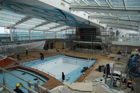 Quantum Of The Seas Interior by Pin By Lloyd On Quantum Of The Seas Construction At Meyer