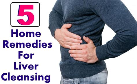 Home Detox Remedies For Liver by 5 Easy Home Remedies For Liver Cleansing Diy Health Remedy