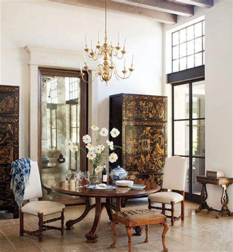 Decorating Ideas For Small Bedroom Colonial Style Una Casa Decorada Al Estilo Colonial
