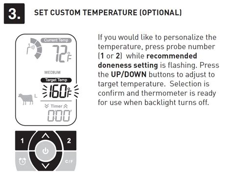 Termometer General Care how to use the weber style wireless thermometer weber
