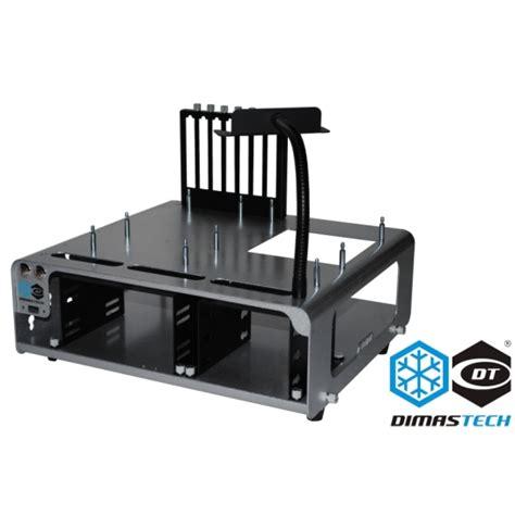 go bench dimastech 174 bench test table mini v1 0 metallic grey