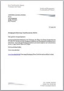 Muster Und Vorlagen Zur Kündigung Des Mietvertrages K 252 Ndigungen Muster Musterdepot Er 246 Ffnen