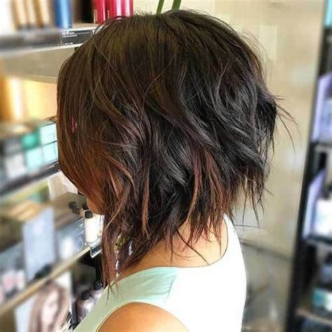 inverted layers in hair best 25 wavy inverted bob ideas on pinterest long