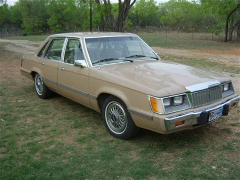 small engine maintenance and repair 1985 mercury marquis electronic valve timing excellent condition beige 1985 mercury marquis lmebp893232fg654156 in new berlin texas