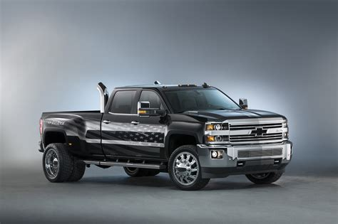 new chev chevy and kid rock create a silverado 3500hd for the