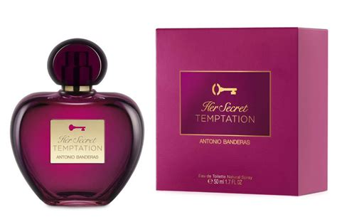 Parfum Only Secret secret temptation antonio banderas perfume a new fragrance for 2017