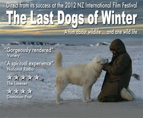 thanks fur last books the last dogs of winter costa botes
