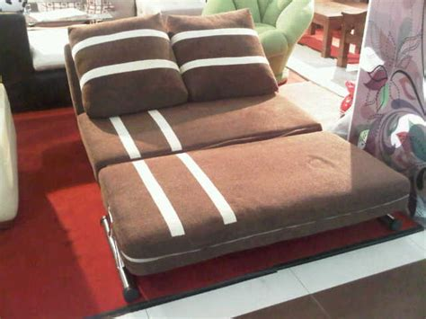 Sofa Bed Tingkat jual sofa bed minimalis
