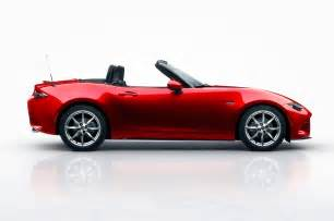 2016 mazda mx 5 side convertible top