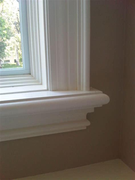 window trim detail