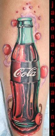 cool looking coca cola tattoo tattoomagz paradise tattoo gathering