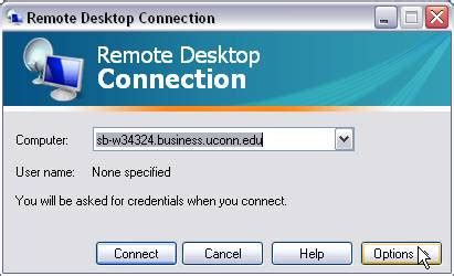Mba Domain Name by How To Access Remote Disks And Network Drives Windows Xp